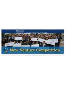 UCI New Venture Competition
