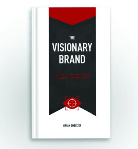 The Visionary Brand Book Giveaway Contest
